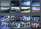 Coppermine Photo Gallery chmury clouds